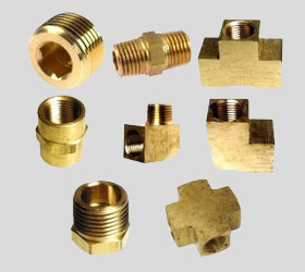 Pneumatic Product Brass Fittings